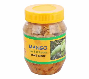 Mango Sour & Hot Pickle (250g.)