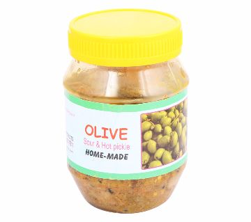 Olive Sour & Hot Pickle (250g.)