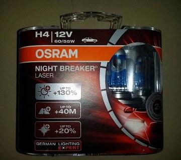 Osram Night Breaker Laser হেডলাইট