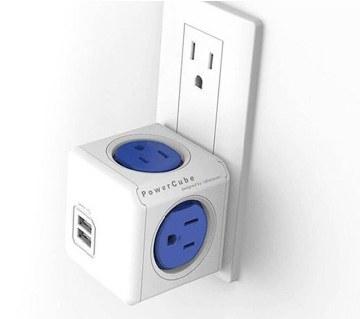 power Cube Multi plug socket