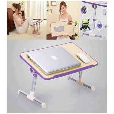 A8 Laptop Table With Cooling Fan