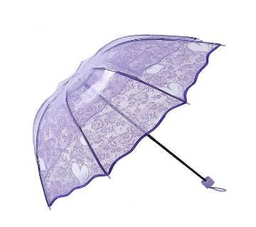 Transparent Auto Umbrella