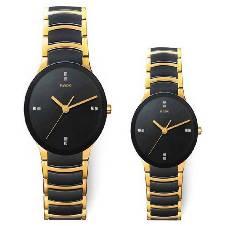 RADO Couples Wrist Watch (Copy) - 2 Pieces Combo Offer