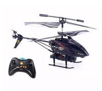 Remote control helicopter with adapter