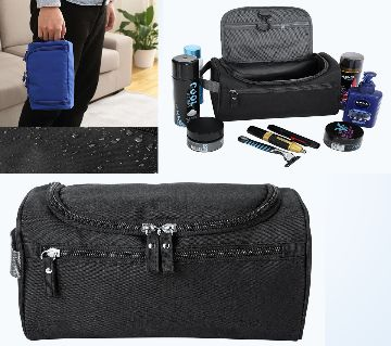 Zipper Man Women Waterproof Makeup bag - 1 pcs