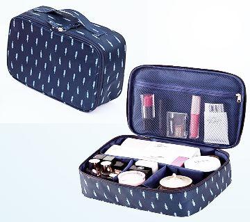 cosmetic bag beautician storage