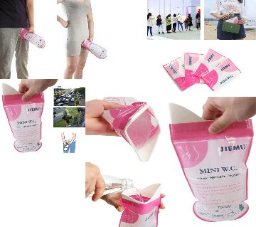Disposable Urinal Toilet Bag Camping