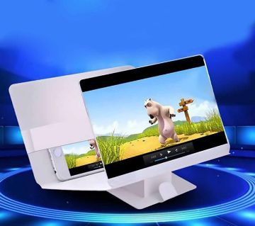phone holder 3D Phone Screen Magnifier Stereoscopic