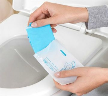Travel disposable Hygienic toilet seat cover mat Anti-bacterial