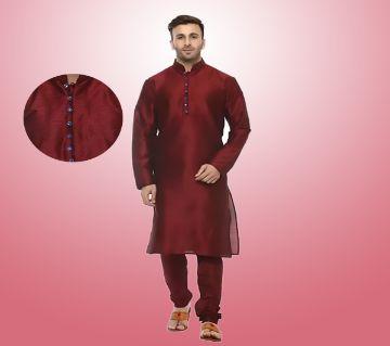 Men Panjabi and Pyjama Set