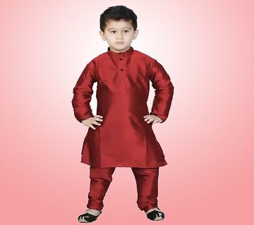 Boys Kurta and Pyjama Set