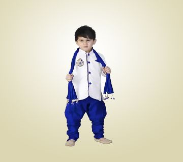 Boys Festive & Party Panjabi and Pyjama Set