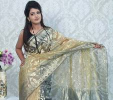 পিওর রেশম জামদানি শাড়ি2