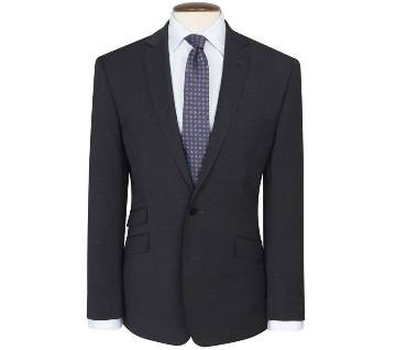 Cassino Charcoal Tailored Fit blazer