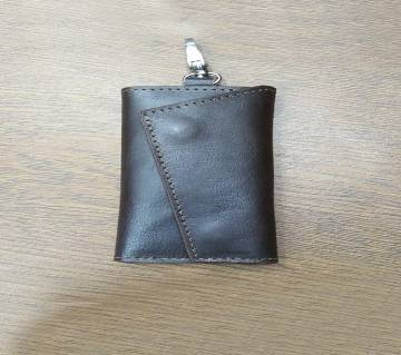 Leathers Key Ring Wallet