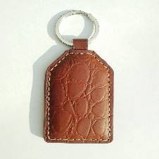 Pax Leathers Key Ring