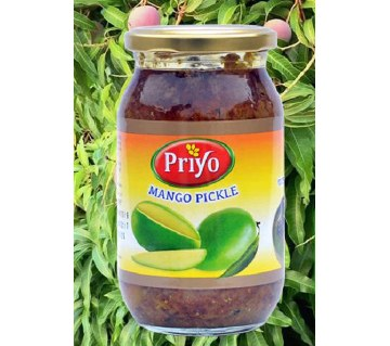 Priyo ম্যাঙ্গো পিকল (৪০০ গ্রাম)