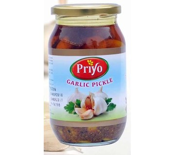 Priyo Garlic Pickle (400 gm)