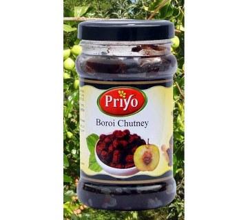 Priyo বড়ই চাটনি (৪০০ গ্রাম)