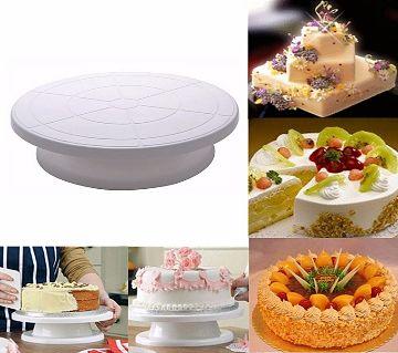 28 cm cake turn table