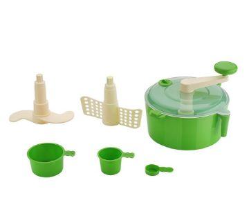 Atta mixer Machine - Green