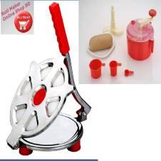 Manual ruti maker & Atta mixer