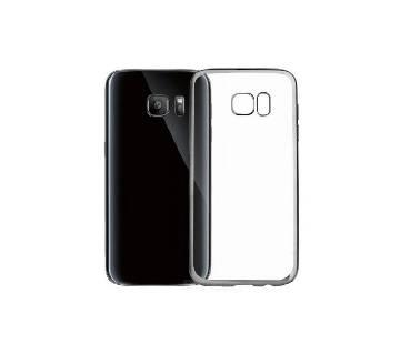 Galaxy S7 Edge সফট ট্রান্সপারেন্ট প্রোটেক্টিভ কেস