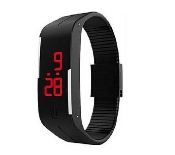 LED Digital Wrist Watch Sports Bracelet