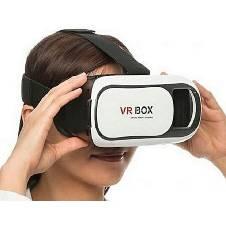 VR BOX 2.0 Virtual Reality Headset - White