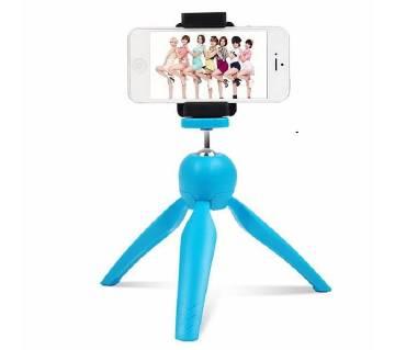 YUNTENG YT-228 mini tripod with phone holder
