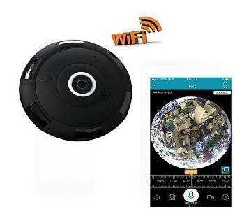 Panoramic Wifi IP P2P Night Vision Camera 360 Degree