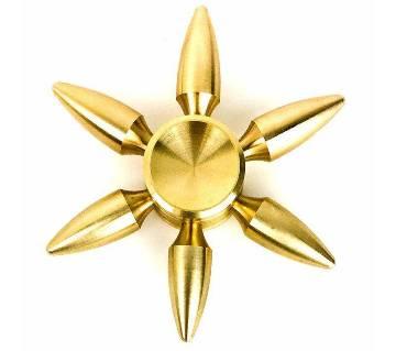Metal Fidget Spinner Stress Reducer Toy