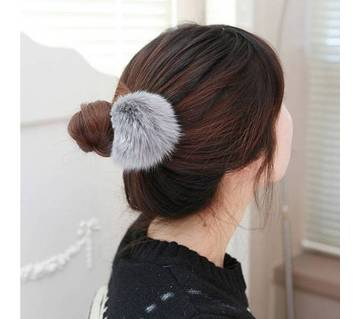 2pcs Pompoms Women Hairband