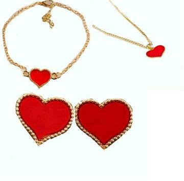Love jewellery set