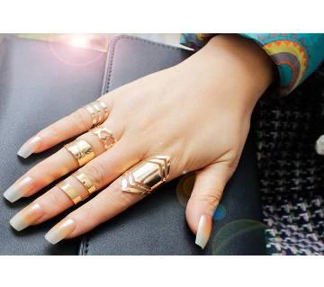 5Pcs Finger Ring Set