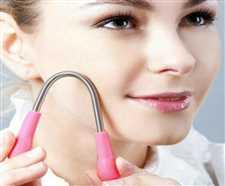 Facial Hair Remover Spring