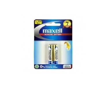 AAA 1.5V Maxell Alkaline Battery