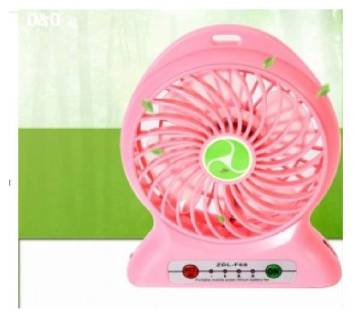 USB Fan Rechargeable