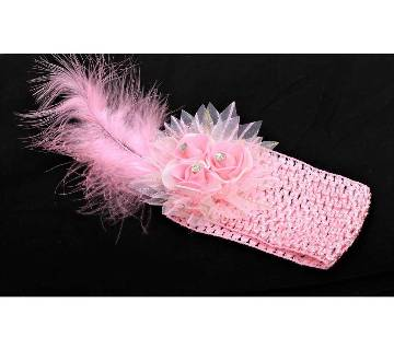 Baby Light Pink Soft Hair Band