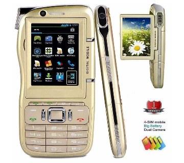S...Mobile V2 (Original) 4 SIM Supported Phone