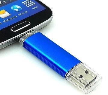 OTG-USB ডুয়াল পেনড্রাইভ-16 GB