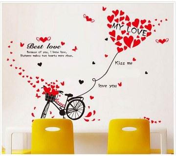 Love Quote Wall Sticker