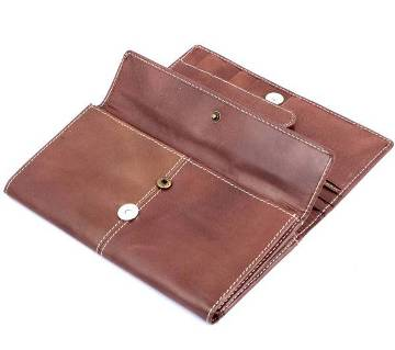 Ladies Smart Purse made of Genuine Leather