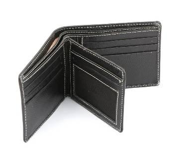 Multi chamber wallet for men
