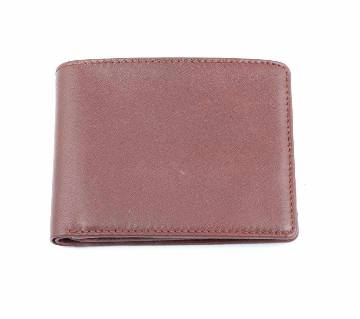 Gents Regular Shaped Leather Wallet