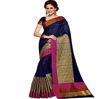 Rajguru Indian Silk Katan Sharee