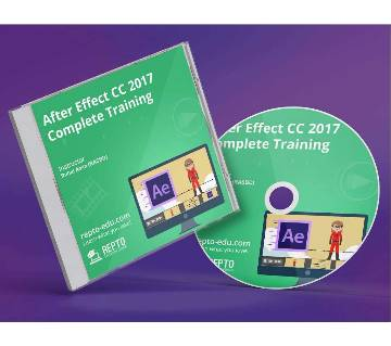 After effect complete course DVD