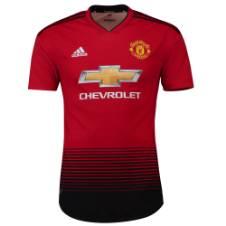 Manchester United Home হাফ স্লিভ Regular জার্সি 2018-19