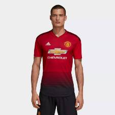 Manchester United Home হাফ স্লিভ Thai Premium জার্সি 2018-19