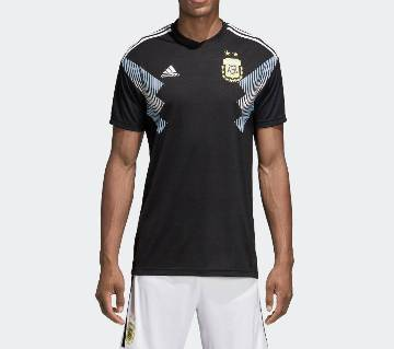 2018 WC Argentina European Quality Away Jersey (Copy)